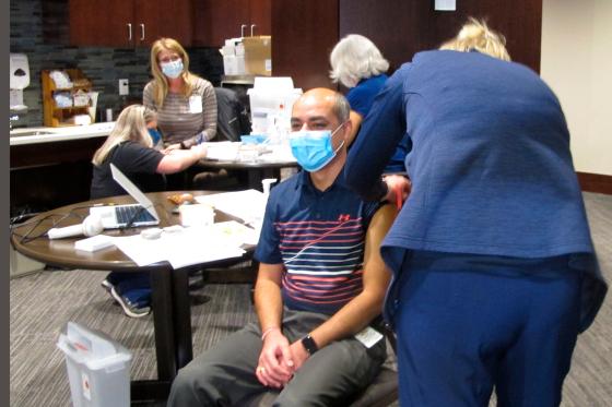 Virus Outbreak North Dakota